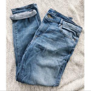 Relaxed Straight LOFT Jeans